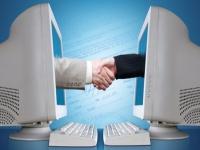 Einkäufer Verhandeln, Einkäufer, im Verkauf, Preisgesprächen, Die Verhandlung