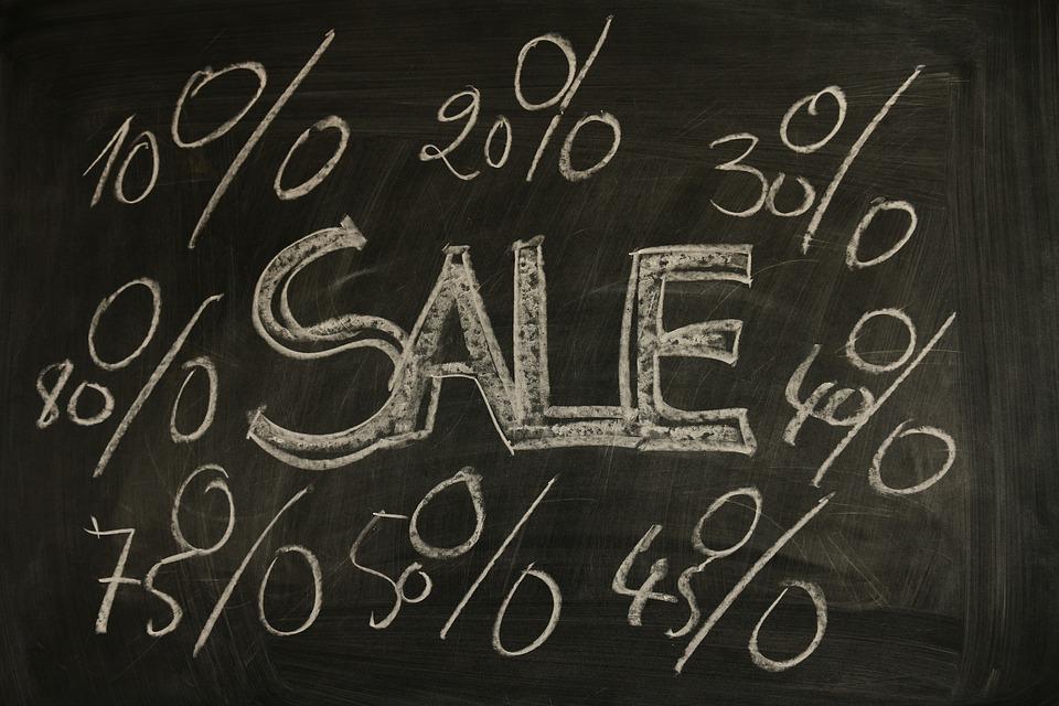 Magazin Verkauf - Rabattschlacht oder Spitzenverkauf, Akquise