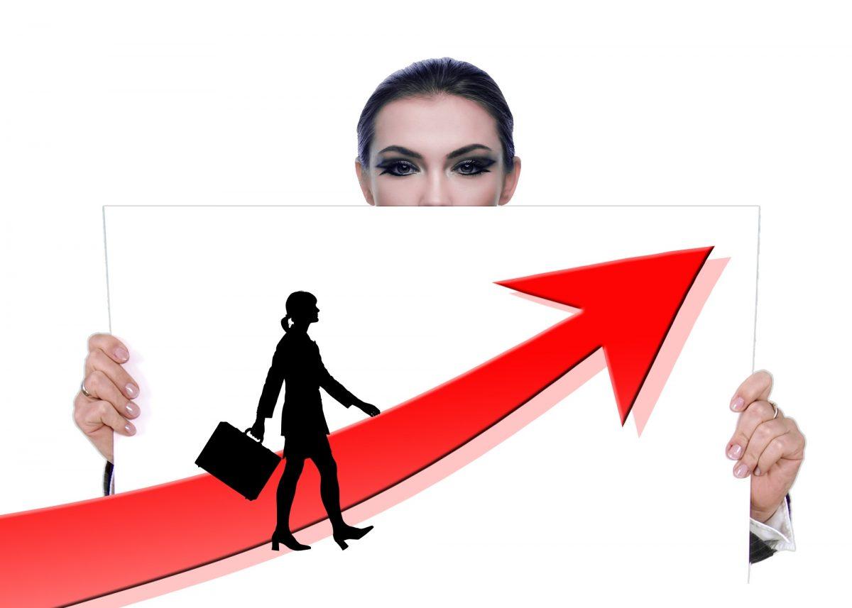 Frauen im Verkauf Erfolg weiblicher Einfluss Verkaufsphilosophie Ulrike Knauer Vertrieb Wirkung Mischung Kommunikation verkaufen Vorteile Frauenpower