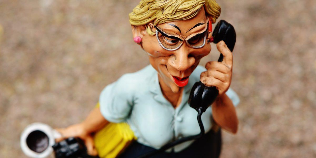 Kaltakquise München Akquise akquirieren Telefonverkauf Ulrike Knauer Verkaufsprofi Angst vor Telefonieren