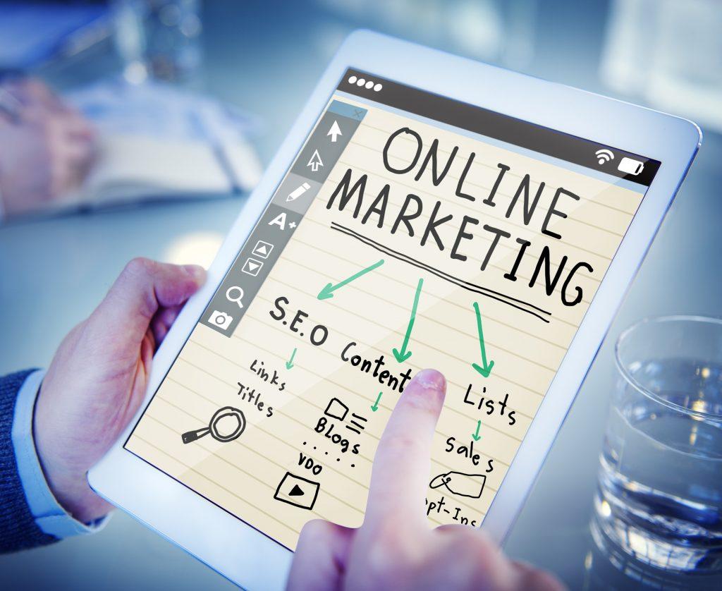 online Marketing mit SEO und Social Sites für das Social Selling nutzen